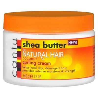 Cantu Shea Butter Coconut Curling Cream