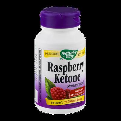 Nature's Way Raspberry Ketone - 60 CT