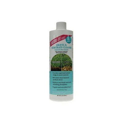 Ecological Labs - Microbe-lift Microbe-Lift Gravel and Substrate Cleaner for Home Aquariums