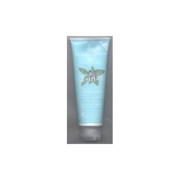 Relax Therapy Healing Garden 2-In-1 White Tea Body Wash & Lotion