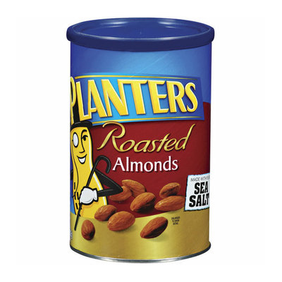 Planters Roasted Almonds with Sea Salt