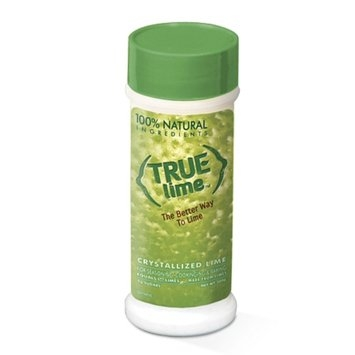 True Lime Crystallized Lime Shaker for Baking & Cooking