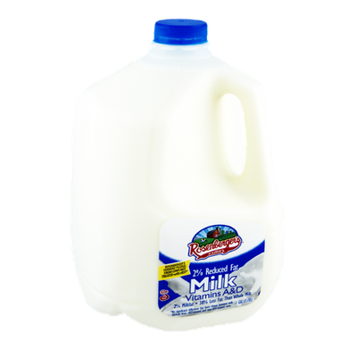 Rosenberger's Dairies 2% Reduced Fat Milk
