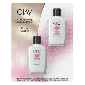 Olay Beauty Fluid Face Lotion w/ SPF 15 2/6oz Bottles