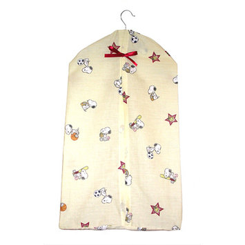Bedtime Originals by Lambs & Ivy - Champ Snoopy Diaper Stacker