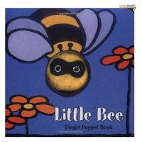 Little Bee: Finger Puppet Book (Little Finger Puppet Board Books)