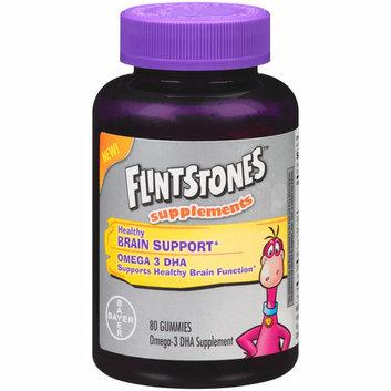 Bayer Flintstones Supplements Healthy Brain Support Supplement Gummies