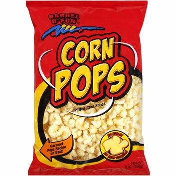 BARREL O'FUN SNACK FOOD CO Barrel O' Fun Corn Pops Puffed Corn Snack