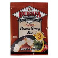 Louisiana Fish Fry Cajun Brown Gravy Mix, 1.5 oz
