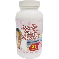 Towel Cleaner 12 Oz Bottle 213 by Smelly Washer