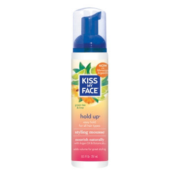 Kiss My Face Hold Up Styling Mousse