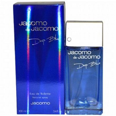Jacomo De Jacomo Deep Blue Eau de Toilette Spray, 3.4 fl oz