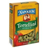 Perla Pacifica, Spinach W/ Cheese, 8.00 OZ (Pack of 12)