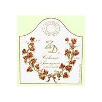 Zd Wines Cabernet Sauvignon 2010 750ML