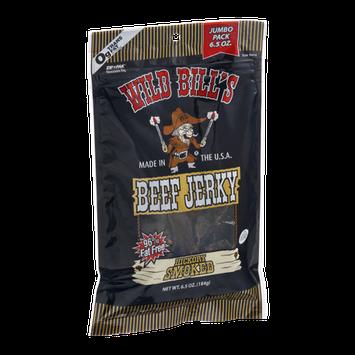 Wild Bill's Beef Jerky Hickory Smoked