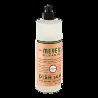 Mrs. Meyer's Clean Day Dish Soap Geranium Scent