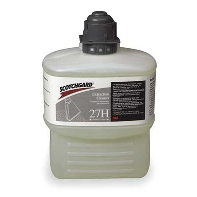 3M 27H Extraction Cleaner, Size 2L,Colorless
