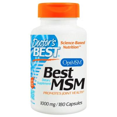 Doctor's Best MSM