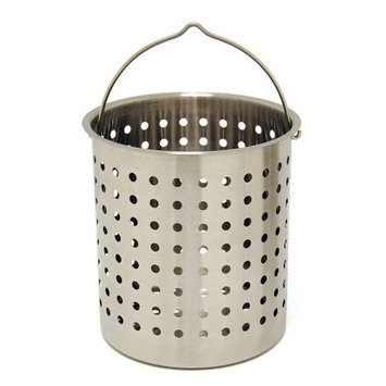 Bayou Classic B122 122-Qt. Perforated Basket
