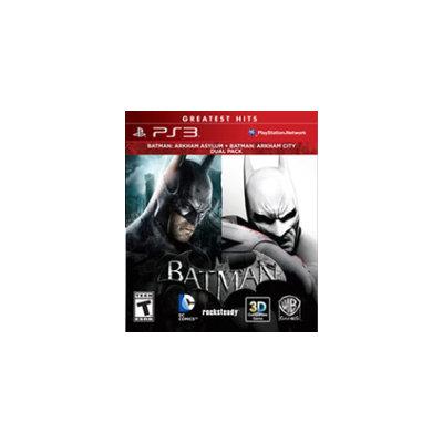 WB Games Batman Arkham Bundle - GameStop Exclusive (PlayStation 3)