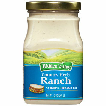 Hidden Valley Country Herb Ranch Sandwich Spread & Dip