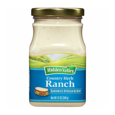Hidden Valley Country Herb Ranch Sandwich Spread & Dip