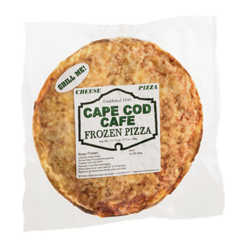 Cape Cod Cafe Frozen Pizza Cheese