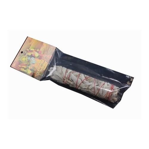 Ramakrishnananda's Gifts Prabhuji's Gifts - White Sage Smudge Medium - 1 Stick(s)