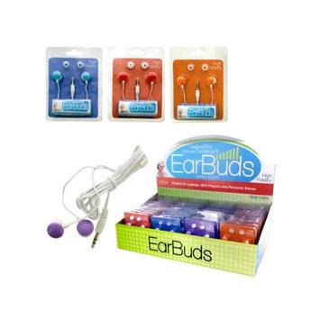 Ddi Ear Buds Countertop Display Case Of 48