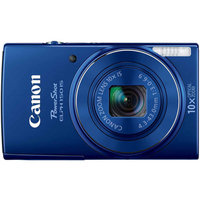 Canon PowerShot ELPH 150 IS Digital Camera with 20 Megapixels and 10x Optical Zoom (Available in multiple colors)