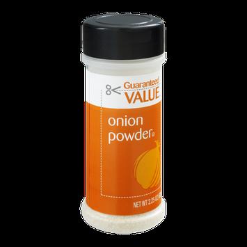 Guaranteed Value Onion Powder
