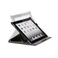 Monoprice Duo Case and Stand for iPad 2, iPad 3, iPad 4 - Black