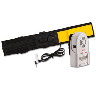 Secure SB-5SET Quick-Release Seat Belt With 120 dB Fall Management Alarm Set