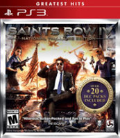 Deep Silver Saints Row IV National Treasure Edition