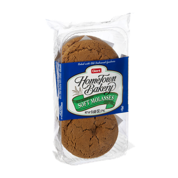 Giant HomeTown Bakery Soft Molasses Cookies
