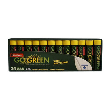 Perfpower Go Green Alkaline Battery AAA