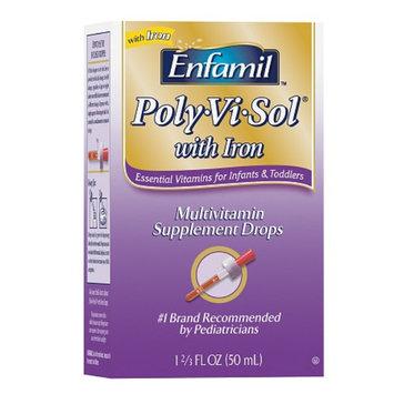 Enfamil Poly-Vi-Sol Poly-Vi-Sol Multivitamin Supplement Drops