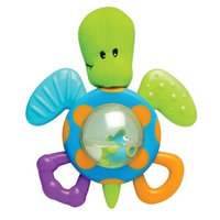 Nuby Belly Buddy Teether Toy, Characters Vary (Discontinued by Manufacturer)