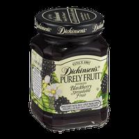 Dickinson's Purely Fruit Seedless Blackberry Spreadable Fruit