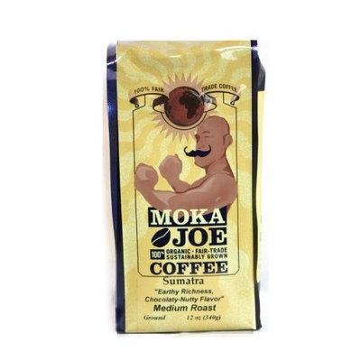 Moka Joe Coffee Sumatra, 5-Pound Bag