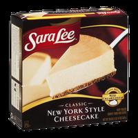 Sara Lee Classic New York Style Cheesecake