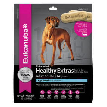 EukanubaA Healthy Extras Large Breed Adult Dog Treat