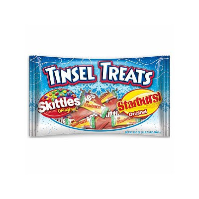 Wrigley's Tinsel Treats Starburst & Skittles