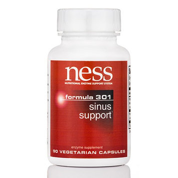 Ness Enzyme's Sinus Support #301 90 vcaps by Ness Enzymes