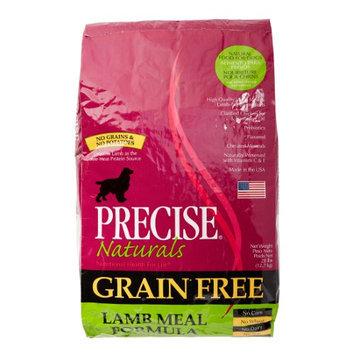 Precise Naturals Grain Free Lamb Meal Formula Dry Dog Food