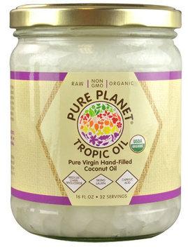 Pure Planet Tropic Oil Organic Coconut Oil 16 fl oz