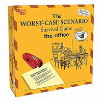 Worst Case Scenario Office Edition Ages 14 and up
