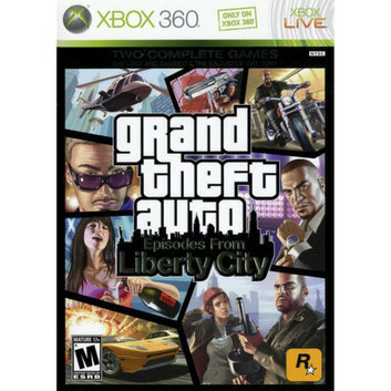 Take Two Interactive Grand Theft Auto: Episodes from Liberty City (Xbox 360)