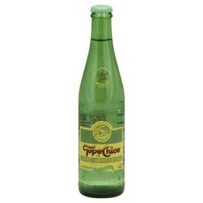 Topo Chico Mineral Water, Twist of Lime, 11.5 Ounce (Pack of 24)