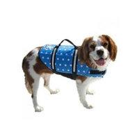 Paws Aboard Polka Dot Doggy Life Jacket